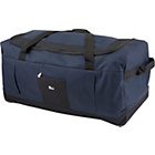 more details on Go Explore Medium Wheeled Holdall - Navy.
