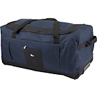 more details on Go Explore Extra Large Wheeled Holdall - Navy.