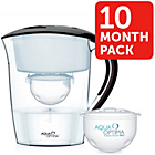 more details on Aqua Optima XL 2.5L Minerva Filter Jug 10 Month Pack.