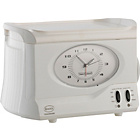 more details on Swan STM201 Vintage Teasmade - White.