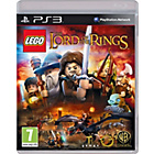 more details on LEGO® Lord of the Rings - PS3 Game.