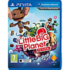 more details on Little Big Planet PS Vita Game.