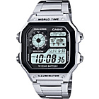 more details on Casio Men's World Time Illuminator Watch.