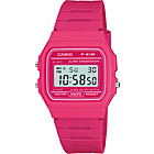 more details on Casio Digital Watch with Pink Resin Strap.