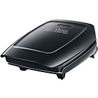 more details on George Foreman 18850 3 Portion Health Grill - Black.
