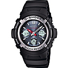 more details on G-Shock by Casio Men's Black Shock Radio Controlled Watch.