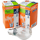 more details on Osram Eco Halogen GLS 46 Watt Bayonet Cap Bulb.