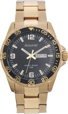 buy accurist s gold plated sports at argos co uk