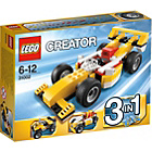 more details on LEGO® Creator Super Racer Playset - 31002.