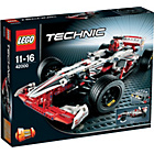 more details on LEGO® Technic Grand Prix Racer Playset - 42000.