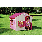 more details on Chad Valley Wendy House - Pink.