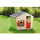 more details on Chad Valley Wendy House - Multicoloured.