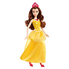 more details on Disney Princess Sparkle Dolls - Belle.