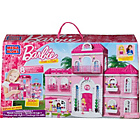 more details on Mega Bloks Barbie Build 'n' Style Luxury Mansion.