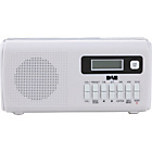 more details on Argos Value Range DAB/FM Radio - White.