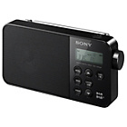 more details on Sony XDRS40 DAB Radio - Black.