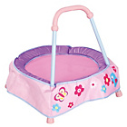 more details on Chad Valley Baby Trampoline - Pink.