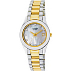 more details on Citizen Ladies' Two-Tone Quartz Dial Watch.