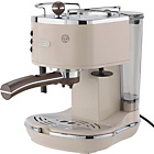 more details on De'Longhi ECOV310BG Vintage Espresso Coffee Machine - Cream.