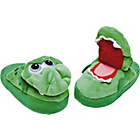 more details on Stompeez Boys' Green Dragon Slippers.