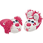 more details on Stompeez Girls' Pink Puppy Slippers.