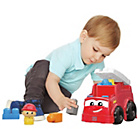 more details on Mega Bloks First Builders Lil' Vehicle Assortment.