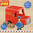 more details on Postman Pat Van.