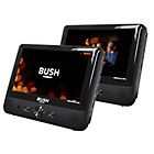more details on Bush 9in Dual Screen In-Car DVD Player