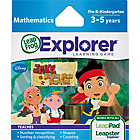 more details on LeapFrog Explorer Game - Disney Jake and Never Land Pirates.