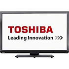 more details on Toshiba 32W1333 32 Inch HD Ready LED TV.
