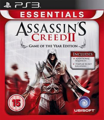 Assassin's Creed 2 Game of the Year Essentials PS3 Game