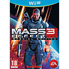 more details on Mass Effect 3 Wii U Game.