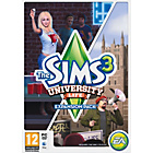 more details on The Sims 3 University PC Game - Expansion Pack