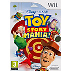 more details on Toy Story Mania Wii Game.