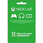 more details on Xbox Live 12 Months Gold Subscription Store Collection.