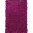 more details on ColourMatch Shaggy Rug - 170 x 110cm - Purple Fizz.