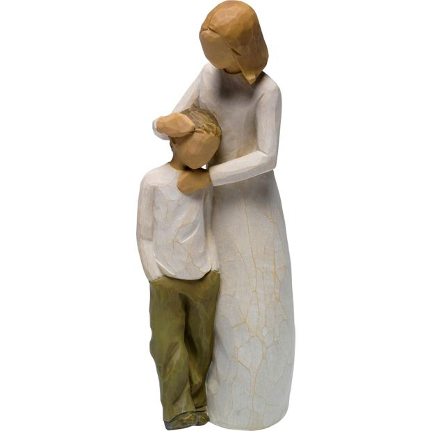 buy willow tree mother and son figurine at. Black Bedroom Furniture Sets. Home Design Ideas
