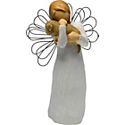 more details on Willow Tree Angel of Friendship Figurine.