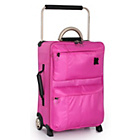 more details on IT World's Lightest Small 2 Wheel Suitcase - Pink.
