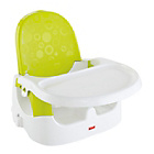 more details on Fisher-Price Quick Clean 'n' Go Feeding Booster Seat - Green