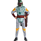 more details on Fancy Dress Boba Fett Costume - Chest Size 38-42 inches.