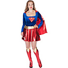 more details on Fancy Dress Supergirl Costume - Size 12-14.