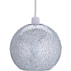 more details on Inspire Crackle Shade - Silver.