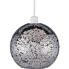 more details on Inspire Crackle Shade - Black.