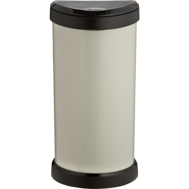 Buy Curver 40 Litre Touch Top Kitchen Bin