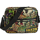 more details on Marvel Retro Comic Messenger Bag.