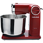 more details on Morphy Richards Folding Stand Mixer - Red.