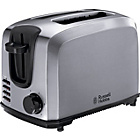 Russell Hobbs 20880 Compact 2 Slice Toaster -Stainless Steel