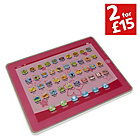 more details on Chad Valley Junior Touch Tablet - Pink.