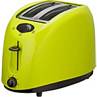 ColourMatch 2 Slice Toaster - Apple Green